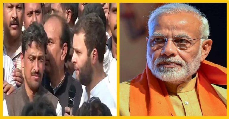Congress's Hindu Hate exposed once again-Hindu Abuser & 'Boti Boti' fame Imran Masood becomes AICC secretary