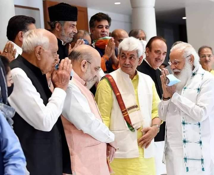 Delimitation or some other game plan ?What's Next for J&K.