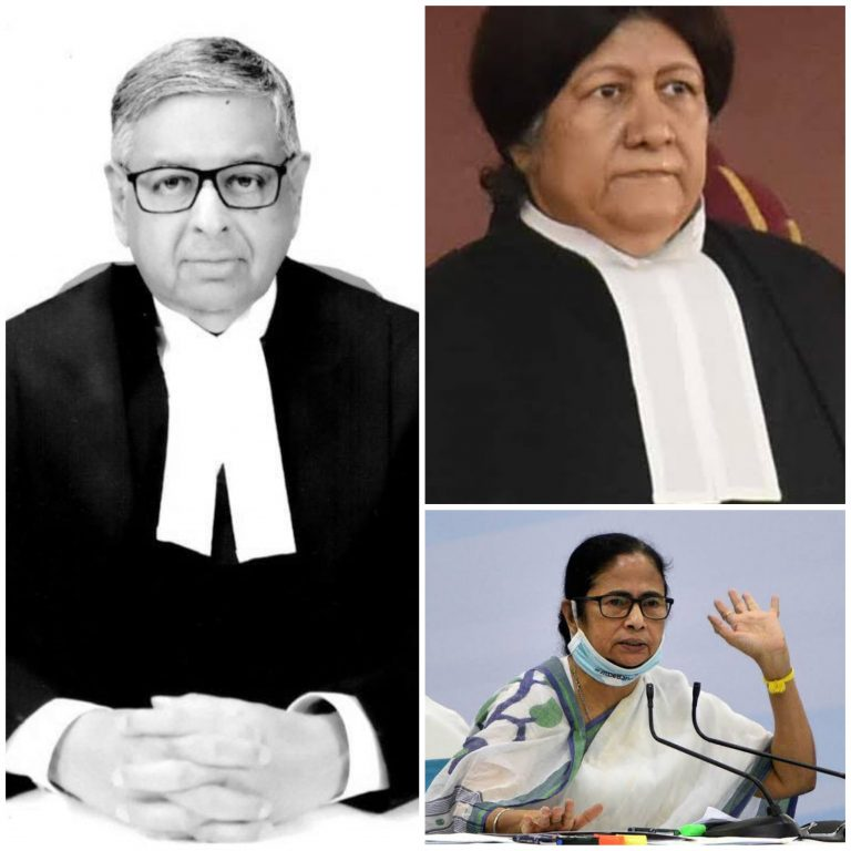 Recusal – Why on the regional basis?