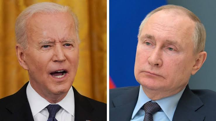 Childish acts by Biden and Putin – World peace at Peril.