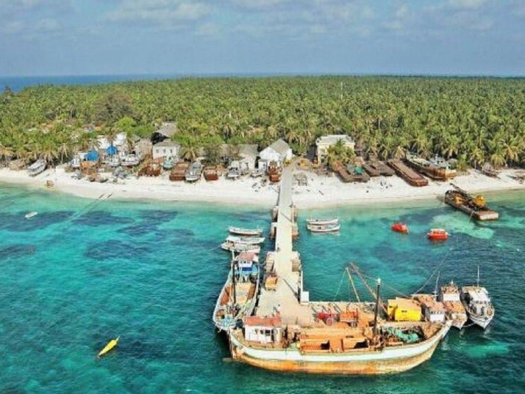 Lakshadweep : The Achilles heel in China's Dominance in Indian Ocean region