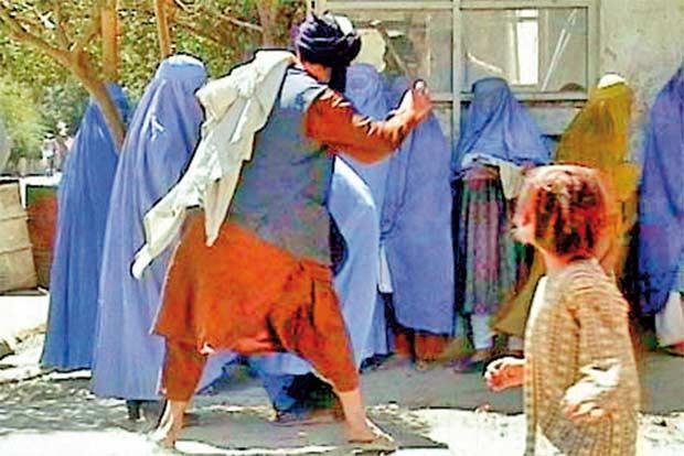 Human Trafficking of Afghan Women in Taliban regime