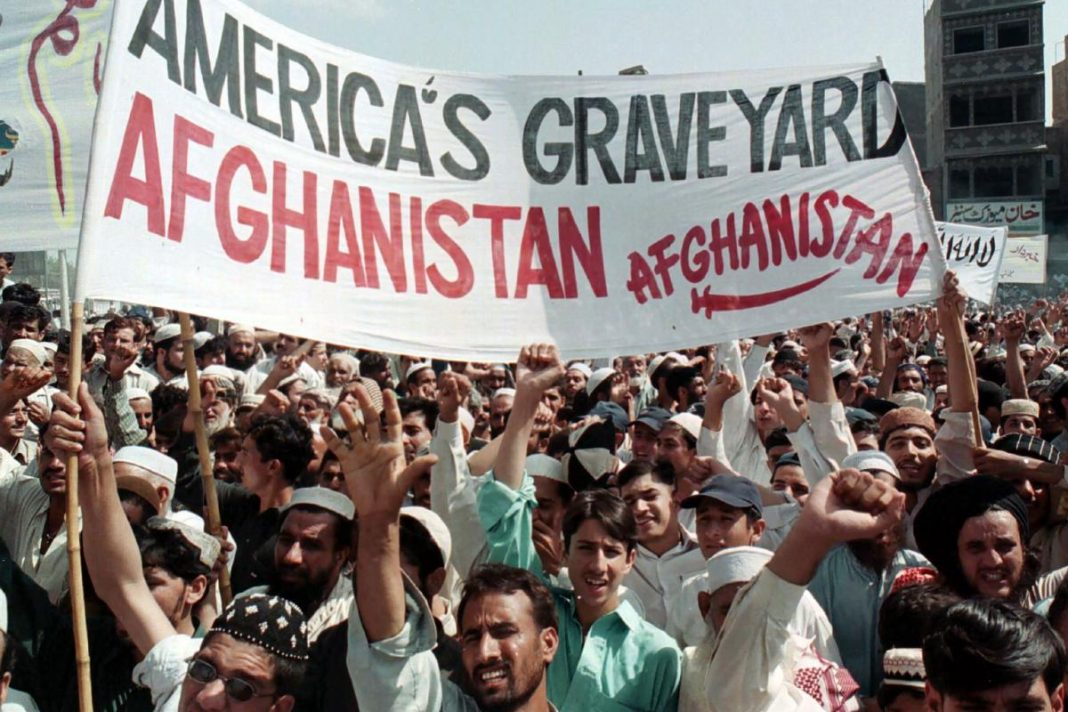 Taliban 2.0 : The looming threat to Free Democracies, Central Asia, Middle East, Indian Subcontinent