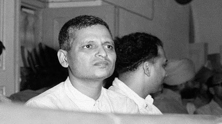 The bitter truth ,  Last words by Godse