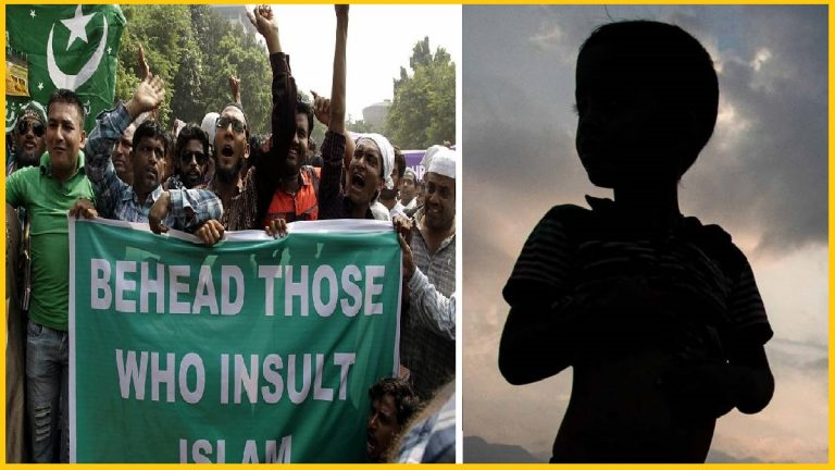 An 8 years old Hindu boy AWAITING the death penalty due to Blasphemy law; This is how Minorities are treated in Pakistan