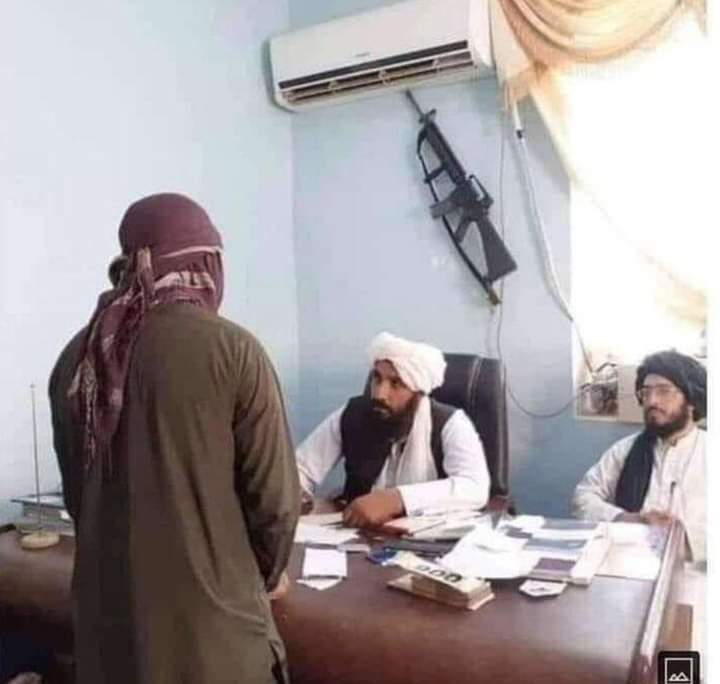 The New Taliban Brats With Brand New Arsenals!