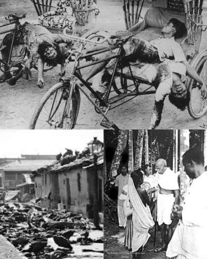 NOAKHALI HINDU GENOCIDE OF 1946 – A SAGA OF BLOOD AND BETRAYAL