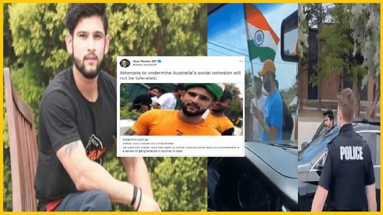 Vishal Jood deported: Australian Minister blames Indians for creating a disturbance while shielding Khalistani Radicals