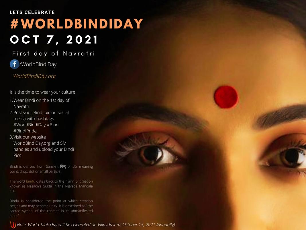 World Bindi Day